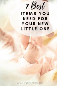 Baby Gear Musts