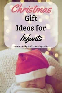 Infant Christmas Gift Ideas