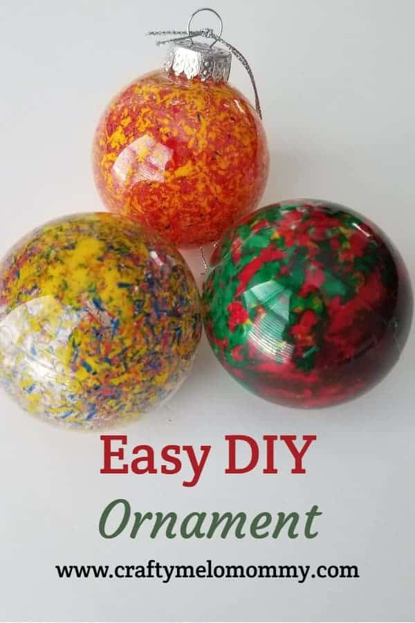 Easy DIY Ornament