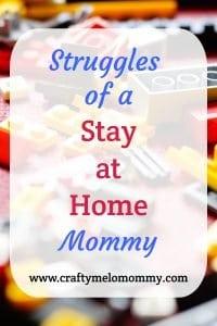 Struggles of a Mom