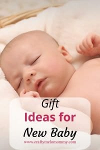 Fun new babyy gift ideas