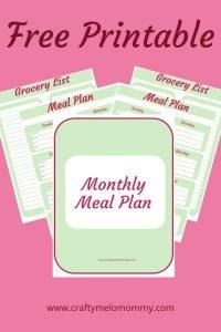 Week Meal Plan