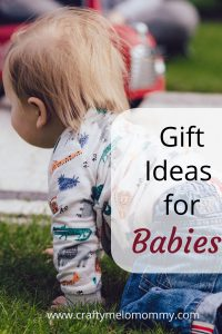 Fun first birthday gift ideas