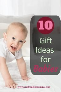 Awesome gift ideas for babies