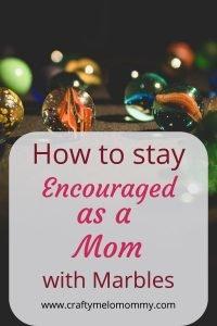 encouragement to mom