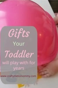 Unique Toddler Gift Ideas