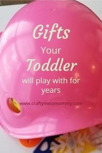 Great Gift Ideas For Toddlers