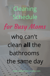Amazing stay at home mom housekeeping schedule. Create a one of a kind cleaning schedule for your home