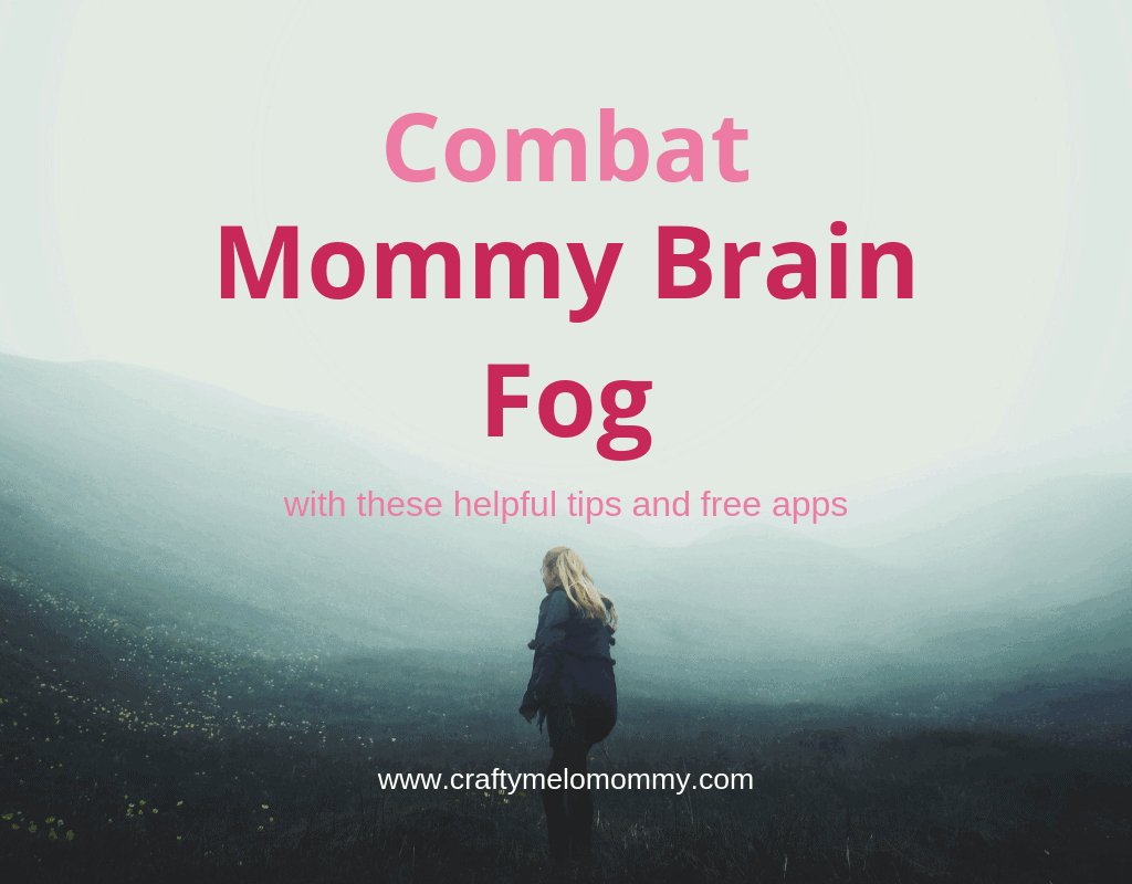 How to combat mommy brain with these helpful tips and free apps
