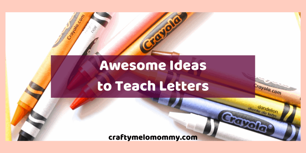 You are sure to find a way to teach your toddler letters in one of these awesome posts.