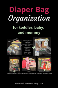 How to organize your diaper bag. Awesome organizers and diaper bag must haves. #diaperbagfortwo #diaperbagorganization