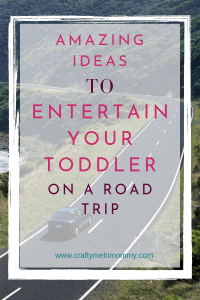 Road trip ideas for kids with fun activities and games. Great for long car rides.