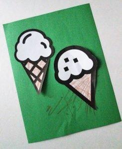 Color the cones