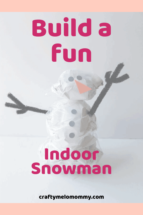 Looking for some fun winter kids crafts that are also easy? I got you! Each of these winter craft ideas will take you 15 minutes or less to create. These are perfect for toddlers, for preschoolers, and for preK. Use construction paper to create a DIY winter craft decoration out of construction paper or a snow globe using a sandwich bag, pom-poms, and paper. #Wintercraftsforkids #winterfuncrafts #wintercraftsforchildren