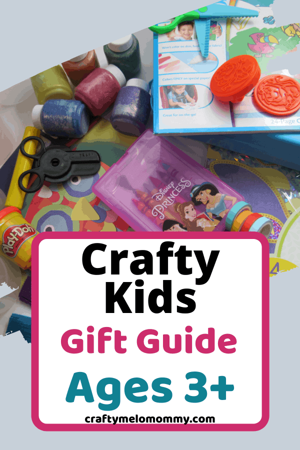 STOP!! Don't just buy another toy, get a craft and let your child express themselves in a fun & creative way! These are some fun gift ideas for a crafty kid. Over 30 different gift ideas for your kids! Perfect toddler craft gifts for kids 3-years-old and up! This list covers kids who like different kinds of crafts as well as different budgets! All of these ideas are sure to make any child happy and keep them entertained! #FUNGiftsforCraftyKids #KidsCraftGifts #CraftyGiftsforKids #craftpresentsforkids