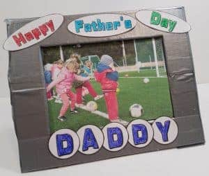 DIY gift for dad