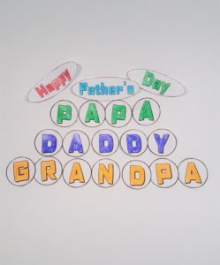Cute Diy fathers day gift