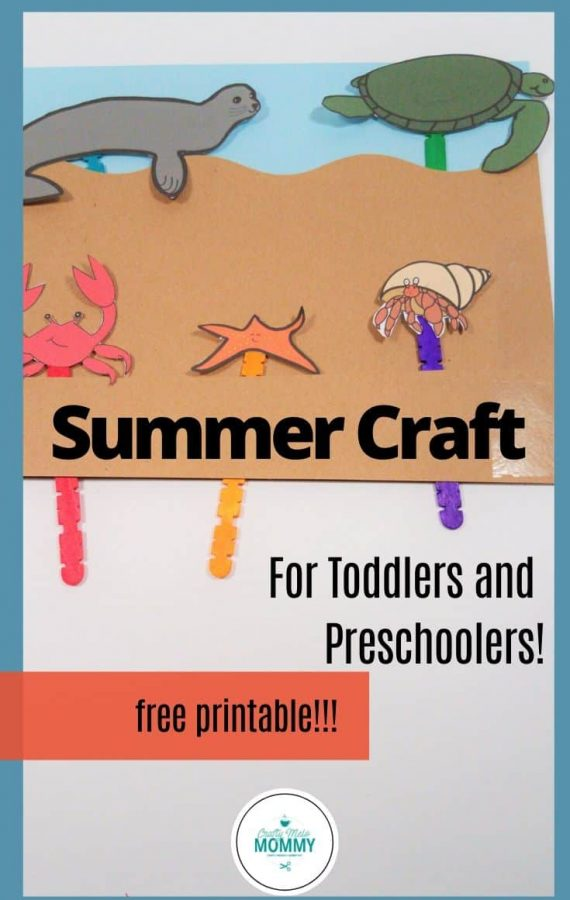 fun summer crafts for kids