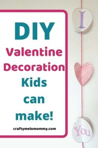 Looking for a cute Valentine craft your preschooler can make? This craft is simple and perfect for toddlers and preschoolers. This paper Valentine craft is easy to make and only requires a few supplies. Or, your kids can make this cute Valentine craft as a gift for a dad, mom, or grandparent. Help your kids say